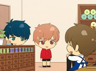 アニメ『ぬいぬい日昇三兄弟』第1話がYouTubeなどで配信開始