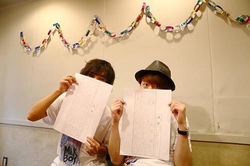#101『「お前何人いるんだよ!! by木村」「早朝バドミントンもいいですよ! by岡本」』